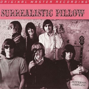 Jefferson Airplane - Surrealistic Pillow 45RPM Mono