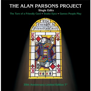 Alan Parsons Project - The Turn Of A Friendly Card - Single Edits