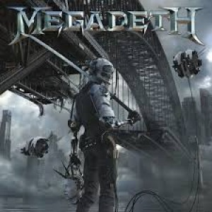 Megadeth - The Threat Is Real/Foreign Policy