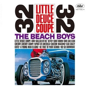 Beach Boys - Little Deuce Coupe - Mono