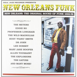 Diverse Artister - New Orleans Funk