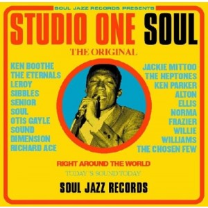 Diverse Artister - Studio One Soul