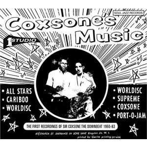 Diverse Artister - Coxsone's Muisc - Record B