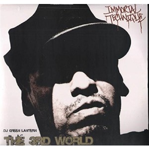 Immortal Technique and DJ Green Lantern - The 3rd World