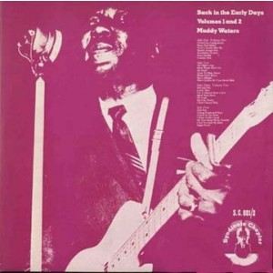 Muddy Waters - Back In The Early Days Vol 1 And 2