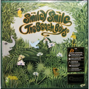 Beach Boys - Smiley Smile Mono