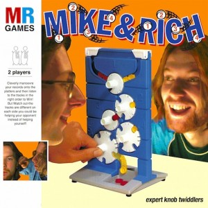 Aphex Twin and µ-Ziq - Mike and Rich; Expert Knob Twiddlers