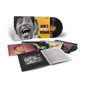 Little Richard - Mono Box - Complete Speciality And Vee-Jay Albums