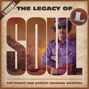 Diverse Artister - The Legacy Of Soul