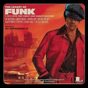 Diverse Artister - The Legacy Of Funk