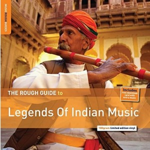 Diverse Artister - The Rough Guide to Legends of Indian Music
