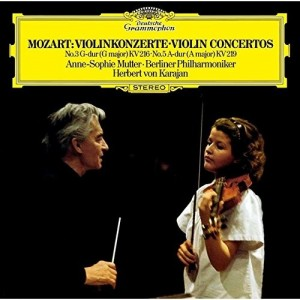 Anne-Sophie Mutter - Karajan - Violin Concertos