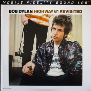 Bob Dylan - Highway 61 Revisited - Mono