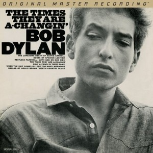 Bob Dylan - The Times They Are A-Changin' - Mono