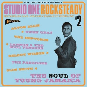 Diverse Artister - Studio One Rocksteady volume 2