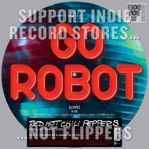 Red Hot Chili Peppers - Go Robot / Dreams of a Samurai