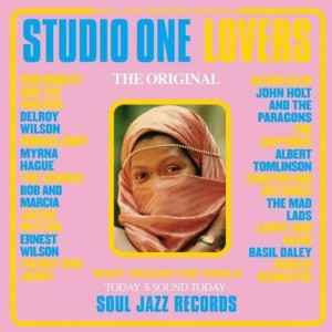 Diverse Artister reggae - Studio One Lovers