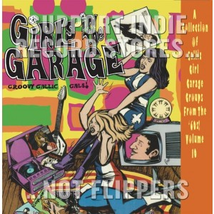 Diverse Artister - Girls In Th Garage - Oriental Special