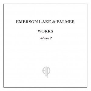 Emerson Lake + Palmer - Works Volume 2