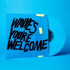 Wavves - You're Welcome - ltd ed