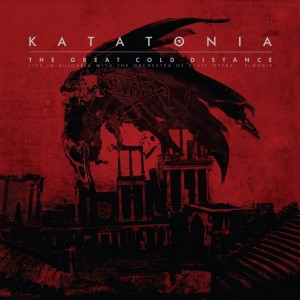 Katatonia - The Great Cold Distance Live in Bulgaria