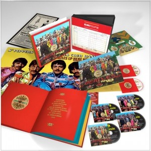 The Beatles - Sgt. Pepper's Lonely Hearts Club Band - CD box set