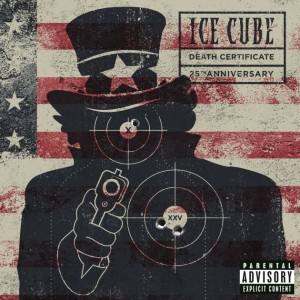 Ice Cube - Death Certificate 25th Anniversary
