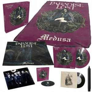 Paradise Lost - Medusa - limited edition box set
