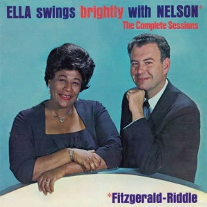 Ella Fitzgerald + Nelson Riddle - Ella Swings Brightly with Nelson