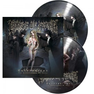 Cradle of Filth - Cryptoriana - The Seductiveness of Decay - picture disc