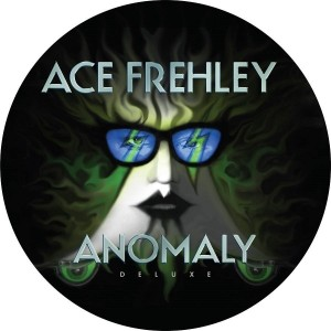 Ace Frehley - Anomaly - Deluxe picture disc edition