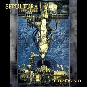 Sepultura - Chaos A.D. - expanded