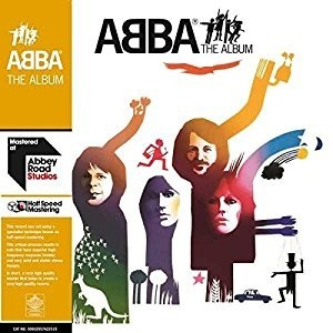 ABBA - ABBA The Album - 45rpm half speed mastering