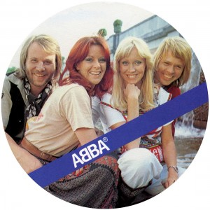 ABBA - The Name of the Game/I Wonde (Departure) - picture disc