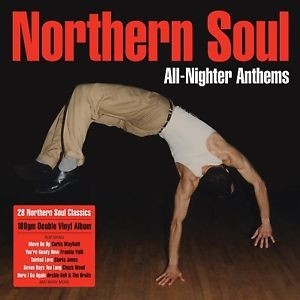 Diverse Artister - Northern Soul All-Nighter Anthems