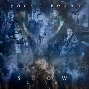 Spock's Beard - Snow Live - limited edition
