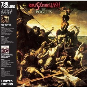 Pogues - Run, Sodomy and the Lash / If I Should Fall from Grace with God