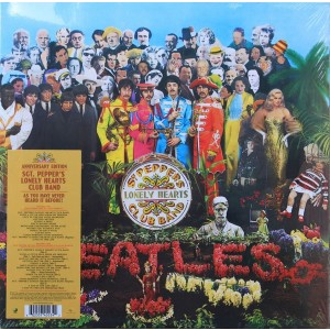Beatles - Sgt Pepper's Lonely Heart Club Band - Anniversary edition
