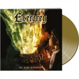 Evergrey - The Dark Discovery - gold
