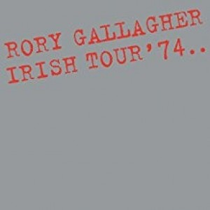 Rory Gallager - Irish Tour 74