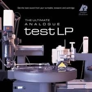 Ultimate Analogue Test LP - Test LP for oppsett av platespiller