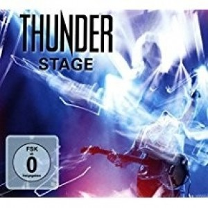 Thunder - Stage-Live in Cardiff