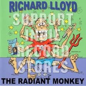Richard Lloyd - The Radiant Monkey