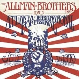 Allman Brothers Band - Live At The Atalanta International Pop Festival