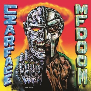 Czarface Meets MF DOOM - Czarface Meets Metal Face