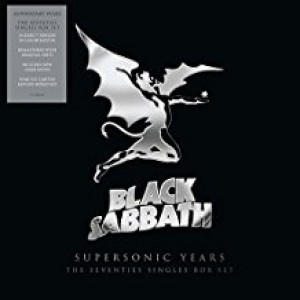 Black Sabbath - Supersonic Years-The Seventies single box set
