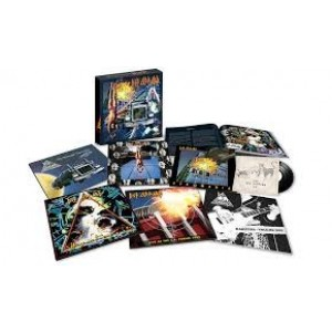 Def Leppard - Vinyl Box Set . Volume One