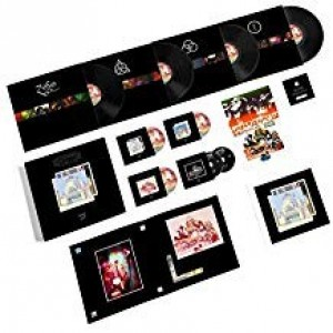 Led Zeppelin - The Song Remains The Same - Ltd.Super Deluxe Edition