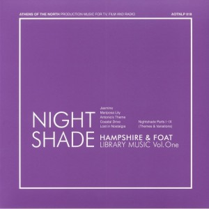 Hampshire and Foat - Night Shade - Library Music Vol. 1