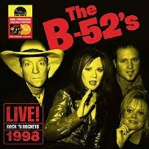 B 52'S - Live At Rock'N Rockets-1998